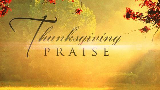 Thanksgiving Praise Midwood Baptist